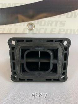 1987-2000, 2002 Honda CR 125 V-Force 4R Reed Cage/Block With Carbon Fiber Petals