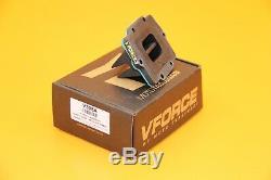 1987-2004 KX250 KX 250 Moto Tassinari V-Force 3 Reed Valve Assembly Cage Block