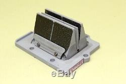 1987-2004 KX250 KX 250 Moto Tassinari V-Force Reed Valve Assembly Cage Block