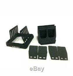 2 Sets VForce 4 Reed Valve Cages For Yamaha RX135 RXZ135 RD350 BANSHEE YFZ350