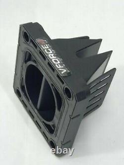 2 pcs X V Force 3 Reed Valve Cages Kawasaki KX125 KMX125 with FREE SHIPPING
