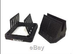 2 x Quality OEM Banshee V Force 4 Reed Valve Cage system VForce Yamaha YFZ 350
