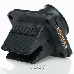 2002-2018 Yamaha YZ85 V-Force 3i Reed Cage/Block With Boot And Carbon Petals