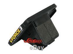 88-90 Yamaha Sno-scoot Vforce III 3 Reed Valve Kit Carbon Fiber Sno Snow Scoot