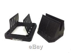 Banshee Carbon V Force 4 Reed Valve Cages VForce Yamaha YFZ 350 x 2 units OEM