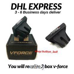 Banshee V Force 4 Reed Valve Cages VForce Yamaha YFZ 350 / V4144-1 2 cages