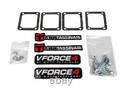 Banshee V Force 4 Reeds Cages VForce Yamaha YFZ 350 reed valve Pair V4144-2 four