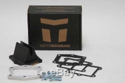 Honda Atc Trx 250r 85 86 87 88 89 Reed Spacer Intake Vforce 3 Reed Cage Gaskets