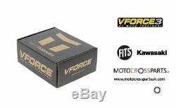 Kawasaki KX125 VForce3 Reed Valve System KX 125 V Force 2003 2010