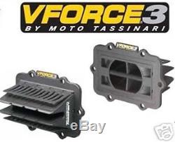 Kawasaki Kx500 Vforce3 Vforce 3 Reed Cage Kx 500 87-04