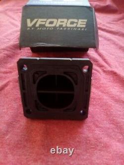 Lambretta ts1/monza vforce4 performance upgrade reed valve by moto tassinari
