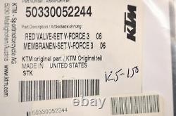 Moto Tassinari 50330052244 KTM V Force 3 Reed Replacement Kit NOS