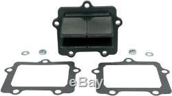 Moto Tassinari V-Force 3 Reed Cage/Block Carbon Fiber Petals Yamaha YZ250 RM250