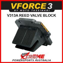 Moto Tassinari V313A Kawasaki KDX200 KDX220 All Years VForce3 Reed Block