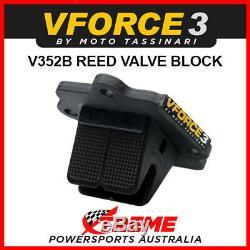 Moto Tassinari V351A Yamaha MBK Nitro, Aerox VForce3 Reed Block