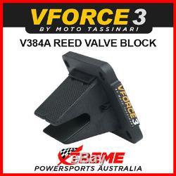 Moto Tassinari V384A Kawasaki KX85 KX 85 All Years VForce3 Reed Block
