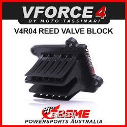 Moto Tassinari V4R04 Yamaha YZ125 YZ 125 2005-2017 VForce4 Reed Block