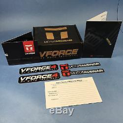 Neu Yamaha Vforce 4 Ventil System YFZ350 1986-2006 Banshee Reed Ventil Set