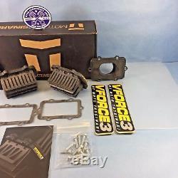 New V-force 3 Reed Valve System 2003-2007 Ski-doo 800 Ho Gsx Gtx Mxz Summit Rev
