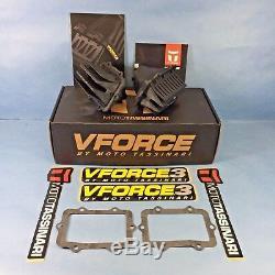 New V-force 3 Reed Valve System 2007-2016 Ski-doo 800r Gsx Summit Mxz X Xrs