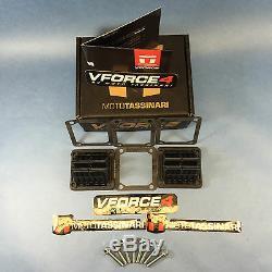 New Yamaha Vforce 4 Valve System Yfz350 1986-2006 Banshee Reed Valve Kit