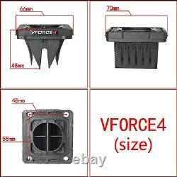 Pair (2 Pcs) Banshee V Force 4 Reeds Cages VForce Yamaha YFZ 350 valve four DHL
