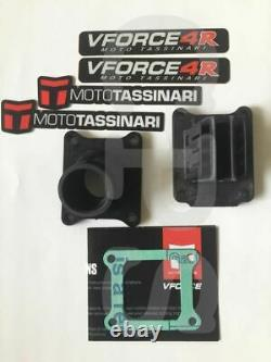 Suzuki RM85 NEW VForce4 Reed Valve System RM 85 / V4R83A-i / 2002 2020