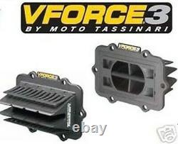Suzuki Rm125 Vforce3 Vforce 3 Reed Cage Rm 125 89-06 V302b