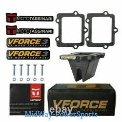 V-Force 3 Reed Moto Tassinari Valve for 1997-19 Yamaha YZ250 / YZ250X V307A