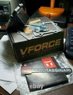 V Force 3 Reed Valve System Kit 1997-2022 Yamaha YZ250 YZ250X 2-stroke MX bike