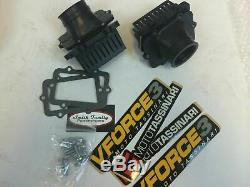 VForce 3 Reed Pair with Intake Boots Ski Doo REV Chassis (Carb) 600 800 HO 2003-07