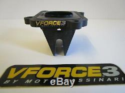 Yamaha YZ250 / YZ250X 1997-2019 VForce3 Reed Valve Block Moto Tassinari (V307A)
