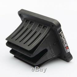 1987-2000, 2002 Honda Cr 125 V-force 4r Reed Cage / Bloc Avec Des Pétales Fibre De Carbone