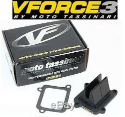 1997-2016 Yamaha Yz250 Vforce3 Vforce 3 Cage Reed V-force 3 Yz 250
