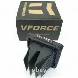 2 Pces X V Force 3 Cages De Vanne En Rose Kawasaki Kx125 Kmx125 Avec Livraison Gratuite