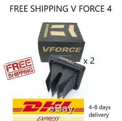 2 Unité Banshee V Force De 4 Cages Reed Valve Vforce Yamaha Yfz 350 Fast Express