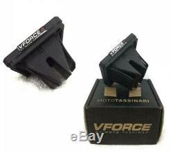 2 X Banshee V Force De 4 Cages Reed Valve Vforce Yamaha Yfz 350 Livraison Express