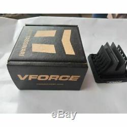 2 X V-force 4 Reed Valve D'alimentation Système Cage Oem Reeds Vforce4 Banshee Yfz350 Atv