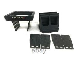 2 X Yamaha Vforce 4 Reed Vannes Carbone Rxz135 Yz125 Dt175 Rd350 Express Shipping