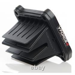 2x Vforce4 Reed Valve System Rxz / Y125z / Y125zr Mototassinari Yamaha Version Oem