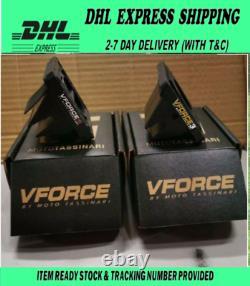 4 X Qualité Oem Banshee V Force 4 Reed Valve Cage Système Vforce Yamaha Yfz 350
