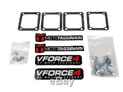 Banshee V Force 4 Paires Cages De Soupapes À Clapets Vforce Yamaha Yfz 350 Four