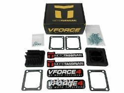 Banshee V Force 4 Reeds Cages Vforce Yamaha Yfz 350 Reed Valve Paire V4144-2 Quatre