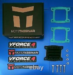 Blaster V Force 4 Reeds Cage Vforce Yamaha Yfs200 Reed Valve V4145 1987-2006
