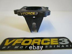 Convient Suzuki Rm125 1989-2008 Vforce3 Reed Valve Bloc Moto Tassinari (v302b)
