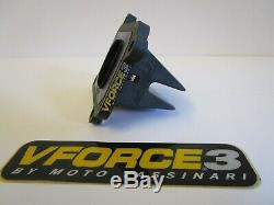 Convient Suzuki Rm250 1996-1997 Vforce3 Reed Valve Bloc Moto Tassinari (v307a)