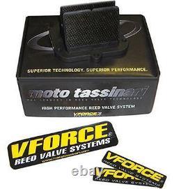 Honda Cr125 Cr 125 2005 2006 2007 Vforce3 Reed Valve System