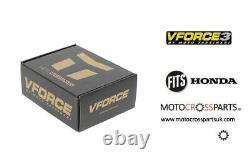 Honda Cr125 Vfforce3 Système De Vanne Reed3 Cr 125 V Forge 2003 2004