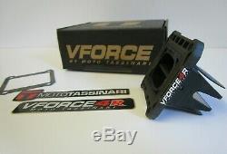 Ktm 125 Xc-w 2017-19 Vforce4r Reed Valve Bloquer Moto Tassinari (v4r26)