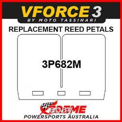 Moto Tassinari 3p682m Vforce3 Reed Petals Pour Bloc V3141-682a-3